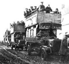 B Type War Bus